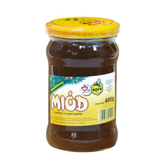miod-pszczeli-spadziowy-400g
