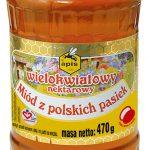 PDZ-Miód wielokwiatowy z polskich pasiek 470 g